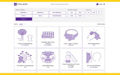Ressource UX : les ateliers Hyper Island